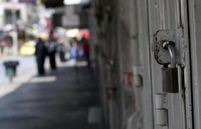 فلسطين | إضراب حكومي شامل بغزة غدًا دعمًا لأهالي الداخل المحتل