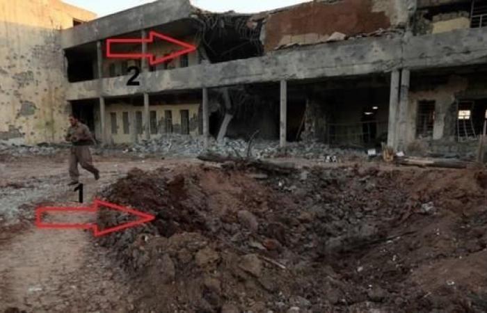 إيران | إيران تنتهك الأراضي العراقية بقصف مواقع كردية معارضة
