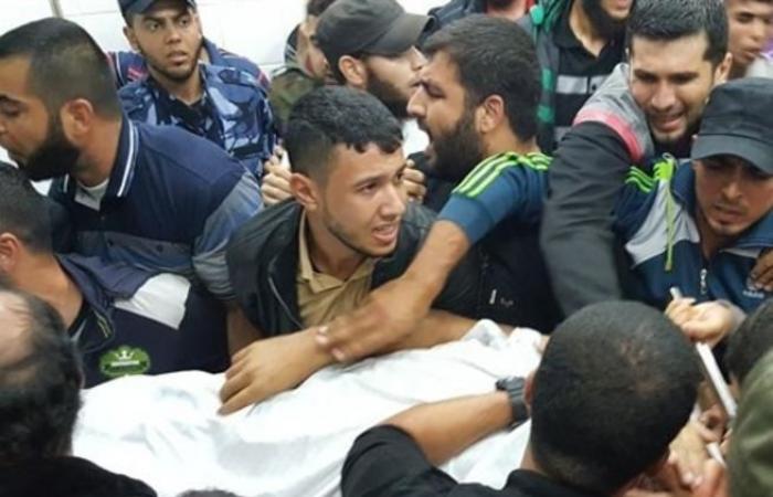 فلسطين | الاحتلال يسلم جثمان الشهيد الريماوي إلى عائلته
