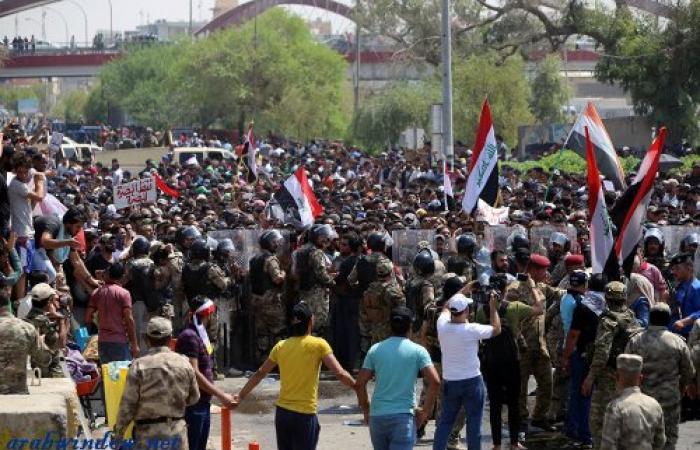 """""""ثورة البصرة"""" هَبَّةٌ ضد النفوذ الإيراني"""