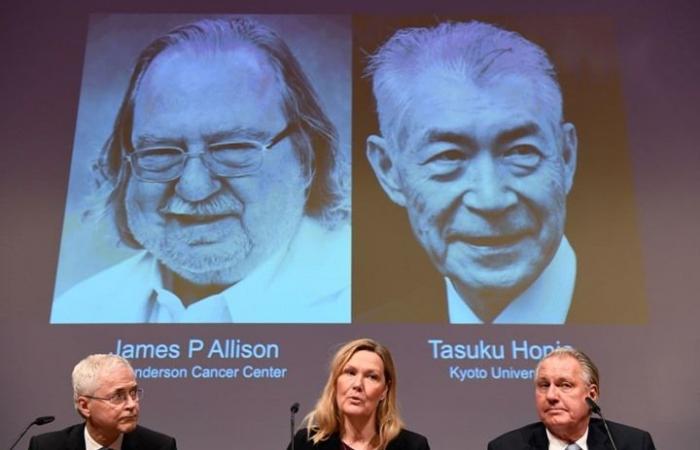 نوبل للطب لأمريكي وياباني عن دورها في مواجهة السرطان