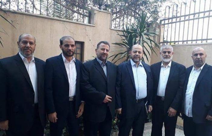 فلسطين   حماس تعقد لقاءً مطولا مع المسؤولين المصريين وتستكمله اليوم