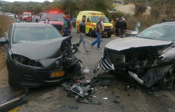 فلسطين   الرامة: مصرع نزار فياض في حادث طرق قرب البقيعة