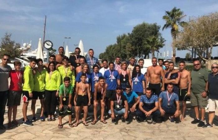 بطولة لبنان في المياه المفتوحة للسباحة