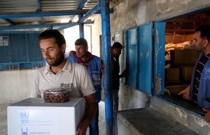 فلسطين | 112 عضو كونغرس يطالبون وزير الخارجية الاميركي بالتراجع عن وقف دعم الأونروا