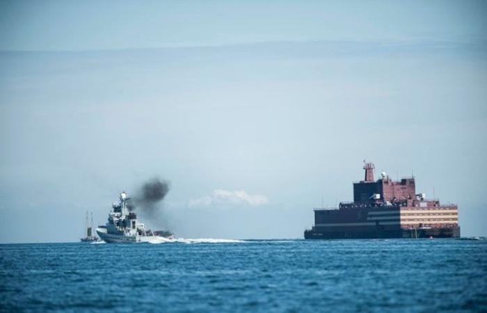 انفجار في سفينة تقل 335 شخصا ببحر البلطيق ونجاة ركابها