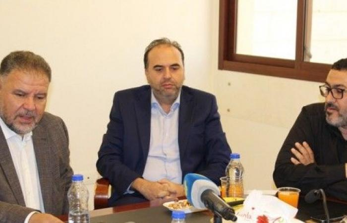 اجتماع في الطيبة بحث في خطة مؤسسة مياه لبنان الجنوبي الاصلاحية ووضع حلول لأزمة المياه