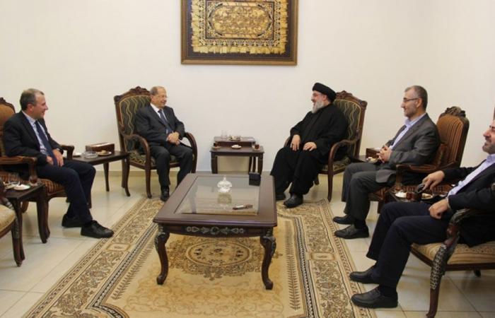 """""""حزب الله"""": نرفض حكومة الاكثرية"""