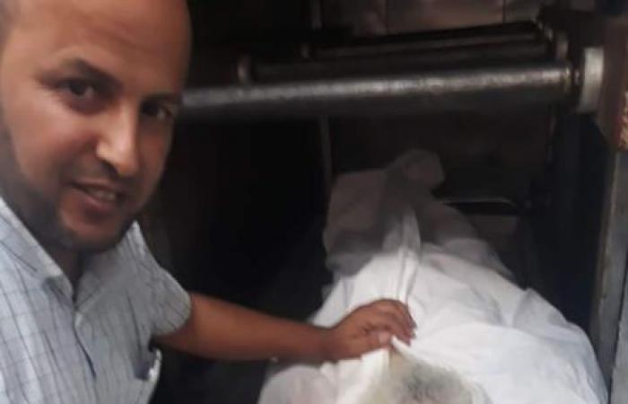 فلسطين   صور: صحة غزة تؤكد : المسن العروقي استشهد برصاص الاحتلال شرق المغازي