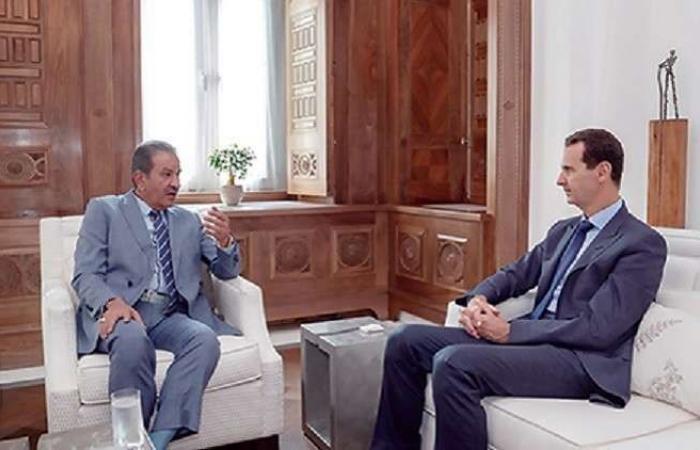 """فلسطين   الرئيس السوري لصحيفة كويتية: سيسدل الستار قريبا ويعلن أن """"اللعبة تغيرت"""""""