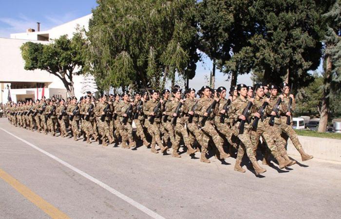 الجيش اللبناني: النساء للمراكز الإدارية والرجال للميدان