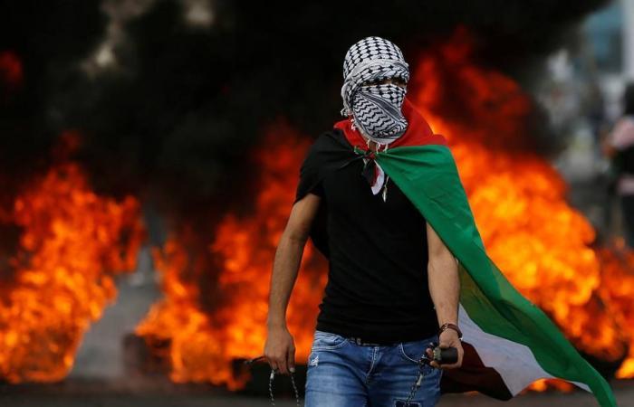 فلسطين | اصابات برصاص الاحتلال شمال رام الله
