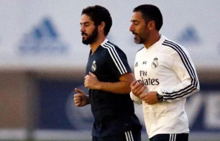 فلسطين | ريال مدريد يتلقى أنباء سارة بعودة إيسكو ومارسيلو للتدريب