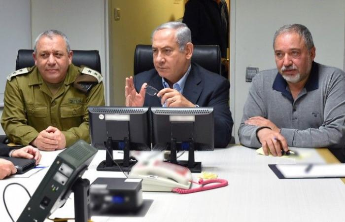 فلسطين | اجتماع عاجل للكابينت بعد تهديدات نتنياهو وليبرمان بتوجيه ضربة قاسية لحماس