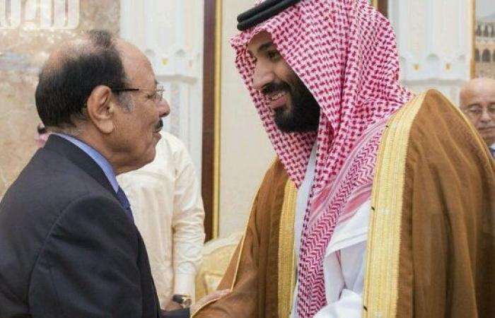 اليمن   علي محسن الأحمر: لم ولن تكون المملكة وحيدة