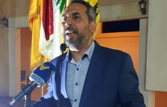 حمادة من بلدية القصر: لمتابعة أضرار السيول وتعويض المزارعين