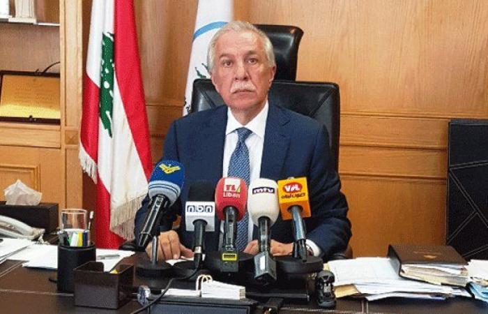 """زعيتر: إعادة فتح """"معبر نصيب"""" من مصلحة المصدِّر اللبناني"""