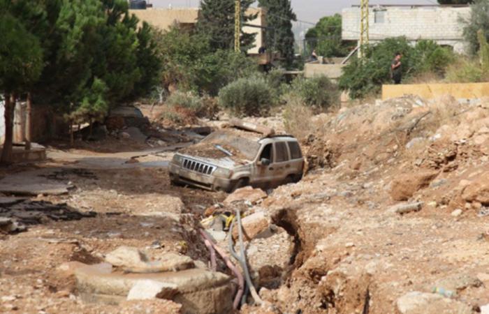 سيول البقاع: فيضانات فأضرار فوعود… لا تُطبّق