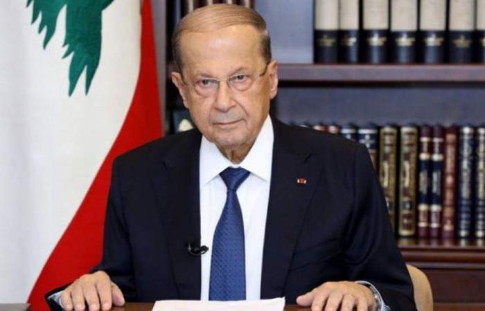 عون عن فتح معبر نصيب: يعيد وصل لبنان بعمقه العربي