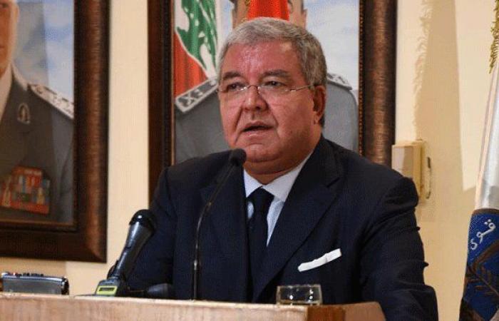 المشنوق يوقّع مشروع مرسوم توزيع عائدات الصندوق البلدي المستقلّ