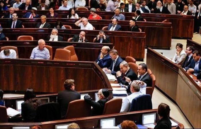 """فلسطين   """"الكنيست"""" يبحث استبعاد الأسرى الفلسطينيين من تخفيض أحكام السجن"""
