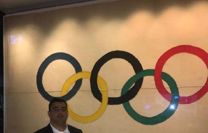 """فلسطين   عبد السلام هنية يزور المتحف الأولمبي بمدينة """" لوزان """" السويسرية"""