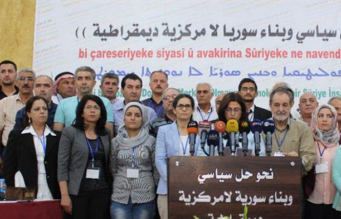 """سوريا   """" سوريا الديمقراطية """" ترد على تهديدات وليد المعلم"""