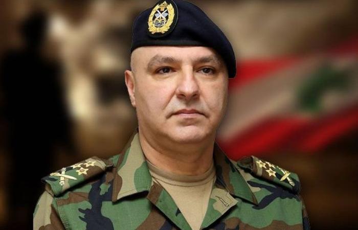 قائد الجيش استقبل مدير وكالة الحد من التهديدات الأمنية