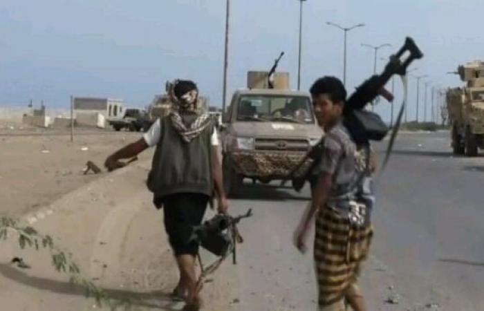 اليمن   عاجل - عملية عسكرية في تعز وهجوم عنيف على مواقع متفرقة للانقلابيين والمعارك على أشدها