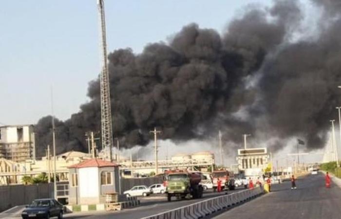 إيران | انفجار مصنع بطاريات في طهران.. 21 مصاباً بحالة حرجة