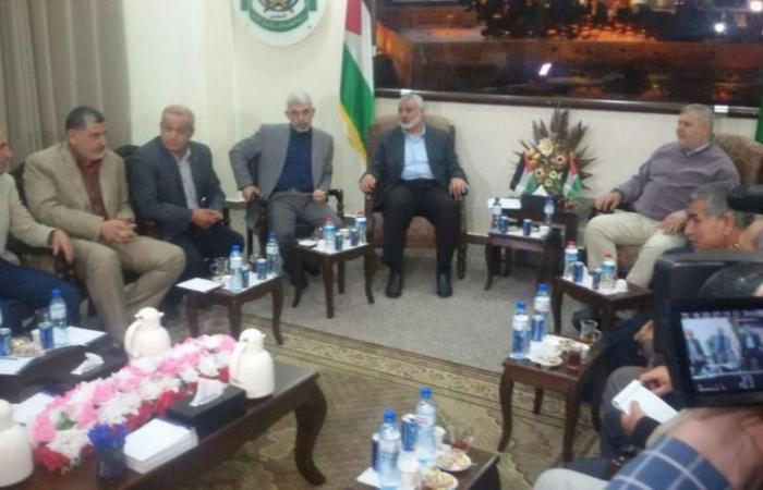 فلسطين | 7فصائل فلسطينية تصدر نداءً مشتركا لدعم جهود إنهاء الانقسام وانجاز المصالحة
