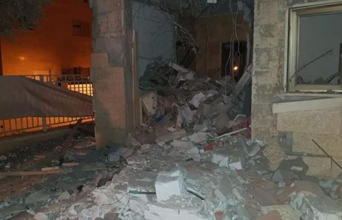 فلسطين   جيش الاحتلال: الصاروخ الذي سقط ببئر السبع لا يوجد إلا مع الجهاد الإسلامي ويحمل حماس المسؤولية