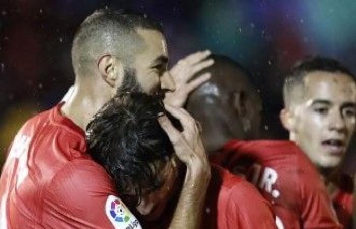 ريال مدريد يدك شباك مليلية برباعية في كأس الملك