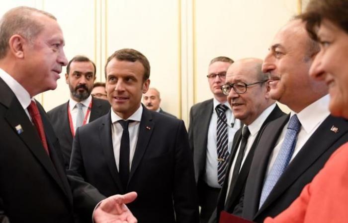 """اتهم أردوغان بالتلاعب بقضية خاشقجي.. تركيا ترد على """"وقاحة"""" وزير خارجية فرنسا"""