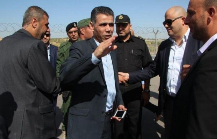 فلسطين | الوفد الأمني المصري برئاسة اللواء أحمد عبد الخالق يصل قطاع غزة