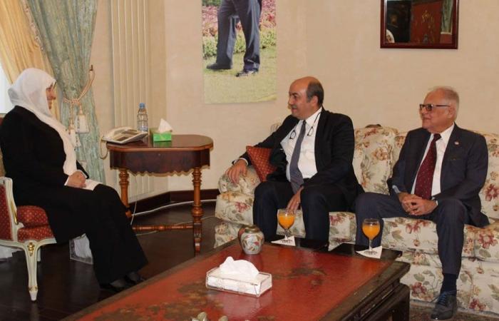 الحريري عرضت مع السفير التركي العلاقات الثنائية