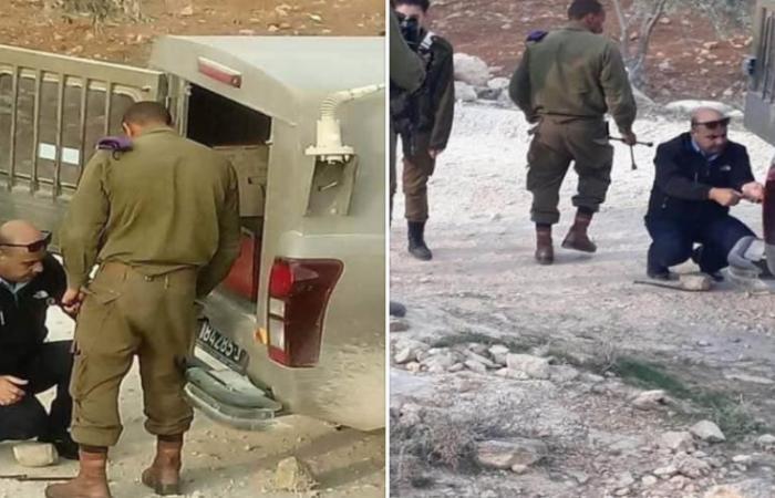 فلسطين | تشكيل لجنة برئاسة جمال محيسن للتحقيق مع مدير شرطة الخليل