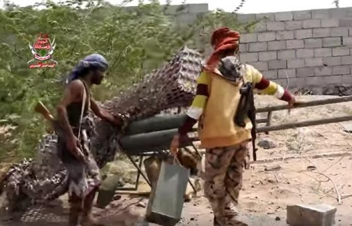 اليمن | شاهد.. هكذا يموه الحوثيون أسلحتهم في الحديدة