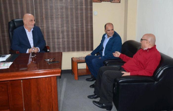 خريس: نتمنى أن تسير حكومة لبنان على خطى نظيرتها المصرية