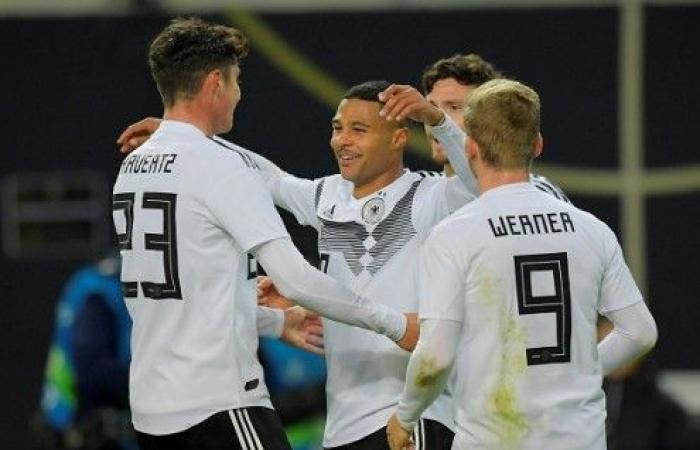 ألمانيا تستعيد نغمة الانتصارات بثلاثية نظيفة في شباك روسيا