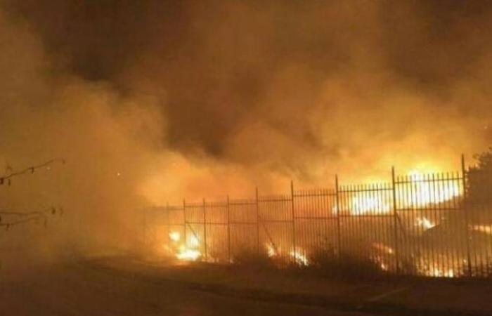 فلسطين | بسبب الحرائق.. 600 مفقود نتيجة الحرائق في كاليفورنيا