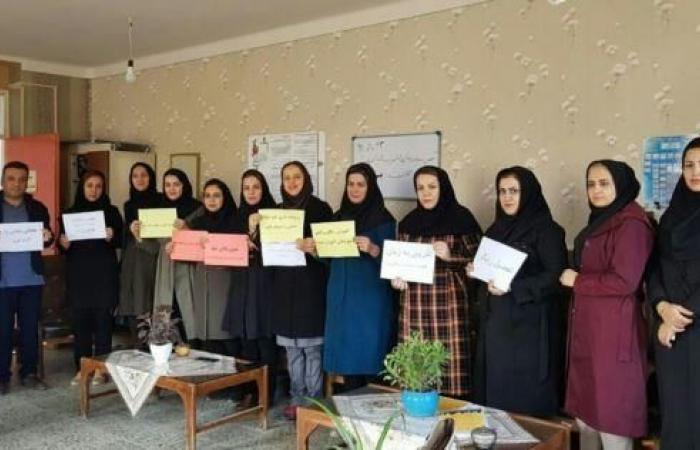 إيران | إيران.. اعتقال 12 نقابياً عقب إضراب المعلمين
