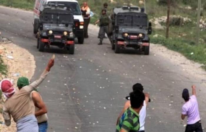 فلسطين | إصابة 3 مواطنين خلال مواجهات في عوريف