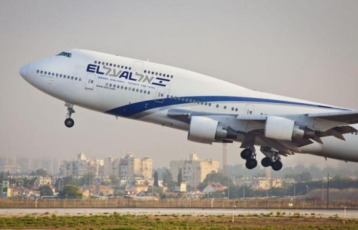 """فلسطين   اعلان حالة الطوارئ في مطار """"بن غوريون"""