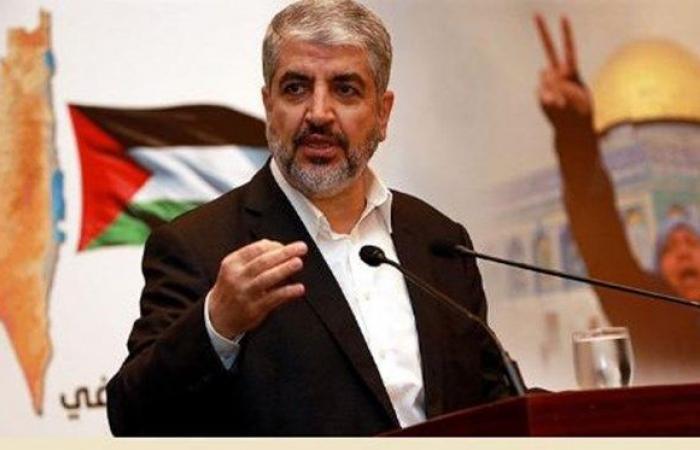 فلسطين | مشعل: المقاومة أبدعت في التصدي للعدوان من خلال غرفة العمليات المشتركة
