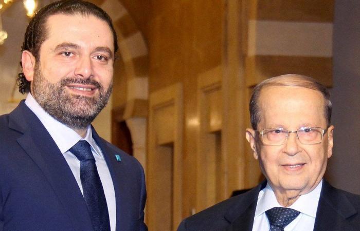 صيغة قيد الدرس: تنازل عون عن الوزير السنّي والحريري عن الماروني