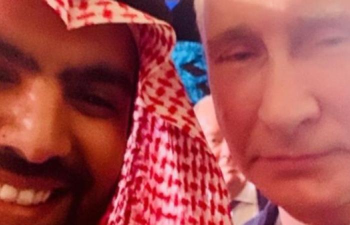 الخليح | بوتين يحتفي بوفد السعودية في منتدى بطرسبورغ الثقافي
