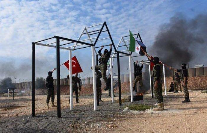 """سوريا   """" سننقذ أشقاءنا الأكراد من ظلم الإرهاب """" .. الإعلام التركي الرسمي : الجيش الحر يتأهب لدحر الإرهاب شرق الفرات"""