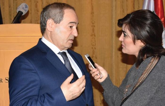 سوريا   فيصل المقداد يتحدث عن أنباء رغبة الإمارات إعادة فتح سفارتها بدمشق