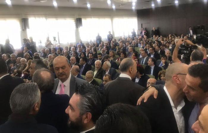 بالأرقام: من فاز في انتخابات نقابة المحامين في بيروت؟